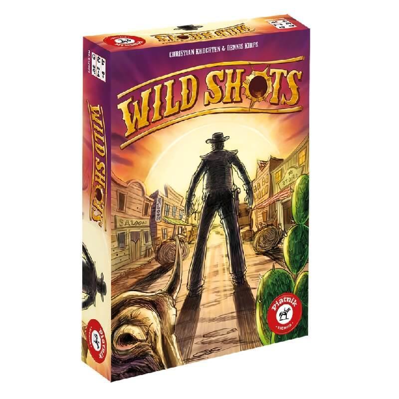 Wild shots le jeu de societe